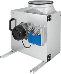 Ruck boxventilator MPS met EC motor 6245m³/h diameter 354 mm - MPS 400 EC 20