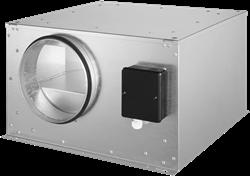 Ruck geïsoleerde boxventilator ISOR 2410m³/h diameter  400 mm - ISOR 400 E4 20