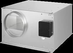 Ruck deels geïsoleerde boxventilator ISORX 340m³/h diameter  125 mm - ISORX 125 E2S 10