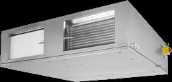 Ruck ETA-F luchtbehandelingskast met WTW en water verwarmer - Plafondmontage 3390m³/h