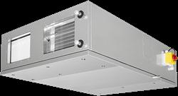 Ruck ETA-F luchtbehandelingskast met WTW en elektrische verwarmer - Plafondmontage 740m³/h