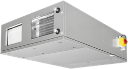 Ruck ETA-F luchtbehandelingskast met WTW en elektrische verwarmer - Plafondmontage 1375m³/h