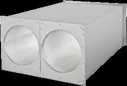 Ruck kanaal-geluiddemper 800x500 - SDE 8050 L02