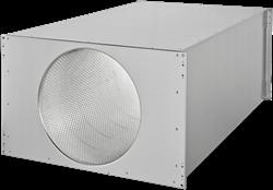 Ruck kanaal-geluiddemper 500x250 - SDE 5025 L01