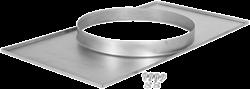 Ruck verloopstuk kanaal/pijp - 500x300 - diameter280 - UKR 5030 02