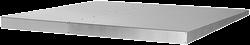 Ruck regendak voor MPC 500 - 630, gegalvaniseerd staal - RD MPC 03