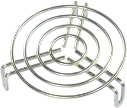 Ruck buisventilator beschermgaas voor RS Ø100 mm (SG 100 01)