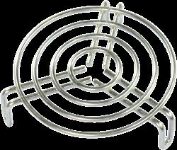 Ruck buisventilator beschermgaas voor EM EC, ISO diameter 400 mm - SG 400 01