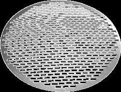 Ruck buisventilator inlaatbeschermrooster voor EL 500 - SG 500 02