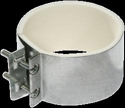Ruck verbindingsmachet - 2 stuks diameter 125mm - VM 125