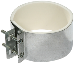 Ruck verbindingsmachet - 2 stuks diameter 160mm - VM 160