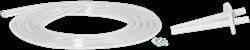 Ruck klimaatonderdelen - slang, aansluitnippel en schroef - Climaset 01