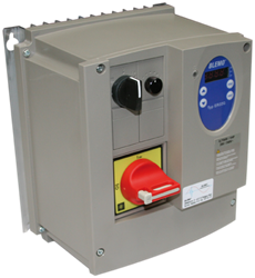 Ruck frequentie-omvormer 0 - 400 V 3~ voor EL 630 - FU 30 04