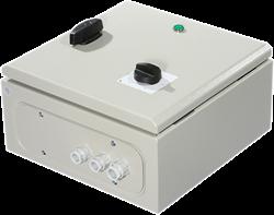 Ruck 5-Standen trafo TEM S 10,0 A transformator - contact voor servomotor - TEM 100S