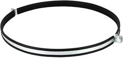 Metalen beugel Ø1250mm met rubber (2 punts) (sendz. verz.)