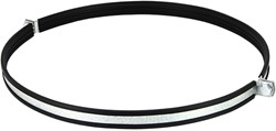 Metalen beugel Ø710mm met rubber (2 punts) (sendz. verz.)
