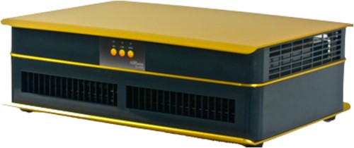 Periso AERSwiss Pro Gold luchtreiniger met bi-polaire ionisatie - desinfecteert ruimtes tot 180 m3