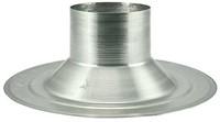 Plakplaat 150 mm - geschikt voor Pijpventilatoren-1