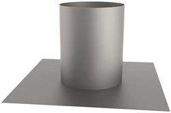 Plakplaat rond 560 mm (570) (sendzimir verzinkt)
