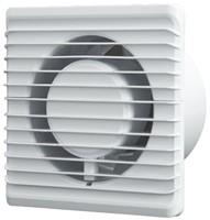 Badkamer ventilator Energiezuinig en Stil diameter 100 mm wit - 100S-2