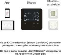 ComfoAir Q App Display
