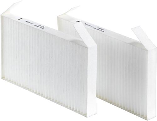 WTW filterset Zehnder Stork Decentrale WTW-unit ComfoAir 70 - F7/G4 Filters