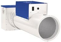 PureBlue induct unit PB600I Ionisatie ventilator (wtw)