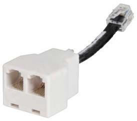 Brink WTW RJ kabel + splitter
