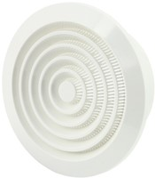 Rond ventilatierooster grill Ø 125mm (NGA125)-1