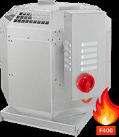 Ruck Rookgasafvoer dakventilator verticaal voor keukenafzuiging (DVN DF)