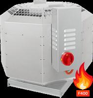 Ruck Rookgasafvoer dakventilator verticaal geluiddempend voor keukenafzuiging (DVNI DF)