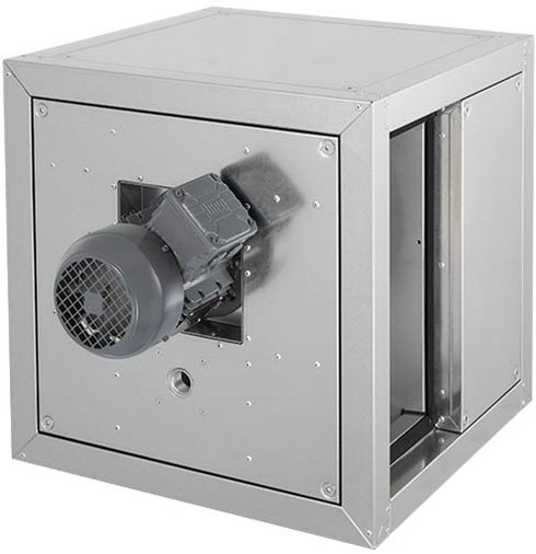 Ruck boxventilator met lineaire airflow en frequentiegestuurde motor 2610 m³h MPC 280 D2 TI 30