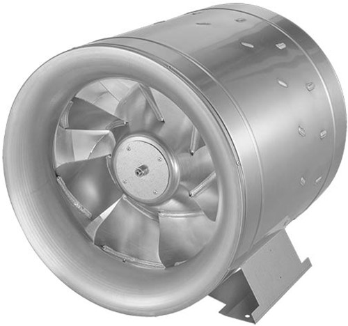 Ruck buisventilator Etaline E met voltage regeling 13940m³/h diameter 630 mm - EL 630 E4 01
