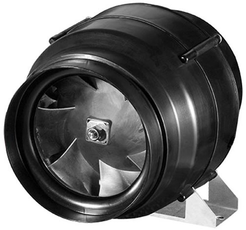 Ruck buisventilator Etaline E met voltage regeling 770m³/h diameter 150 mm - EL 150L E2 01