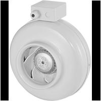 Ruck buisventilator RS 350m³/h diameter 125 mm - RS 125L 10-1
