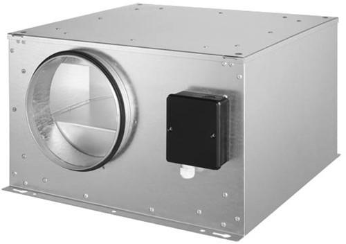Ruck geïsoleerde boxventilator ISOR 640m³/h diameter  160 mm - ISOR 160 E2 11
