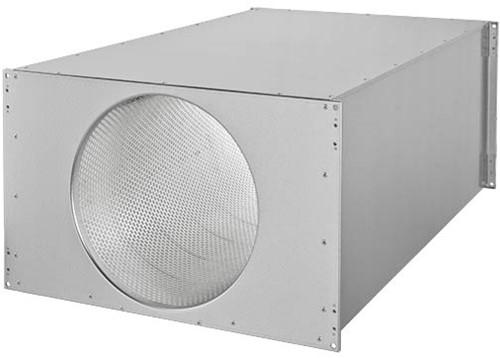 Ruck® kanaal-geluiddemper 600x300 - SDE 6030 L01