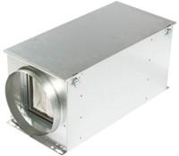 Ruck luchtfilterbox met warmteregister 250 mm - FTW 250