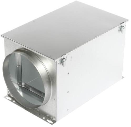 Ruck luchtfilterbox voor zakkenfilter 125 mm - FT 125