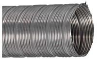 RVS starre flexibele ventilatieslang diameter 180 mm lengte 3 m-1