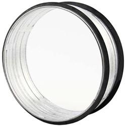 Spiro-Safe steekverbinding diameter 160 mm voor spirobuis