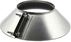 Spiro stormkraag diameter 180 mm (sendz. verz.)