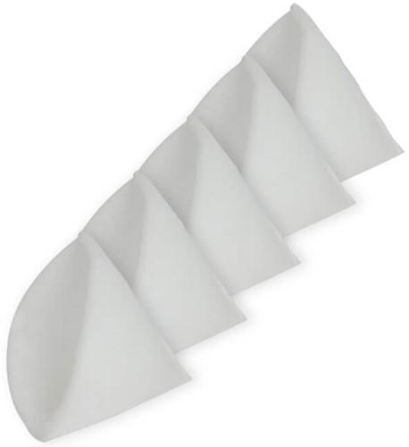 Kegelfilter afvoerventiel Ø125 mm filterset G4