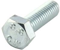 Tapbout m8x25mm.gegalv.8.8 din933 (200 stuks)-1