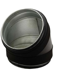Thermoduct bocht 45 graden diameter 630 mm
