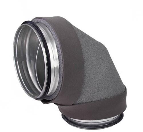 Thermoduct bocht 90 graden diameter 250 mm