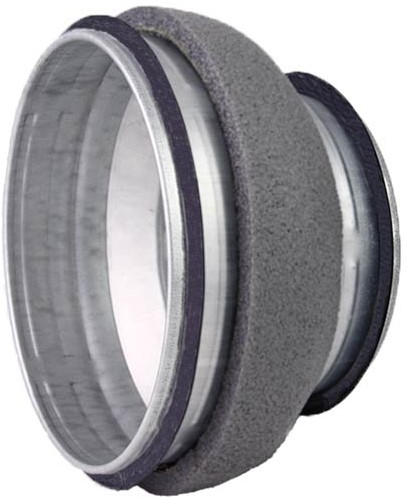 Thermoduct verloopstuk diameter 150-125mm