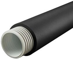 Uniflexplus isolatiemantel voor UniflexPlus+ slang diameter: 63mm L= 24 x 2m