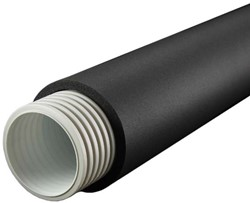 Uniflexplus isolatiemantel voor UniflexPlus+ slang diameter: 90mm L= 13 x 2m