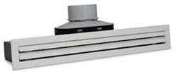 Uniflexplus ventilatie plafondcollector / muurcollector Ø 90 mm